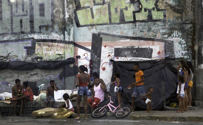 Foto fra Recife, den sociale uligheds hovedstad i Brasilien. Foto taget 5. januar 2020. af Wilfredor. (CC0 1.0).