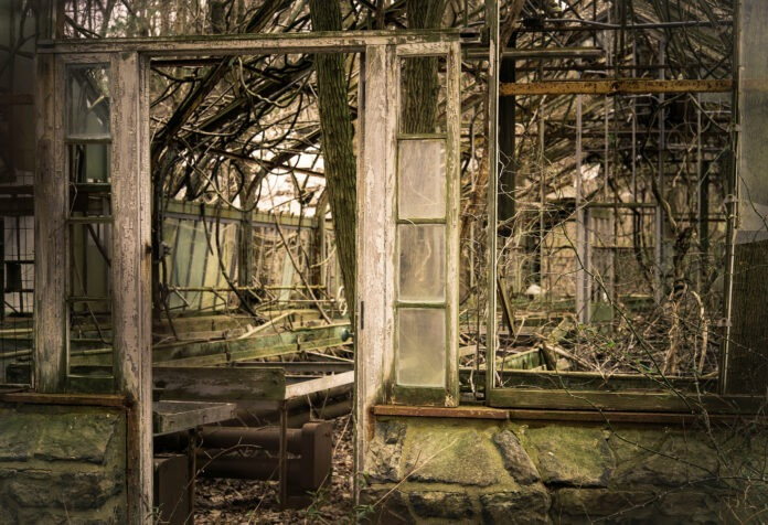 Glasshouse. Foto: taget 1. marts 2013 af Phanatic. (CC BY-NC 2.0).