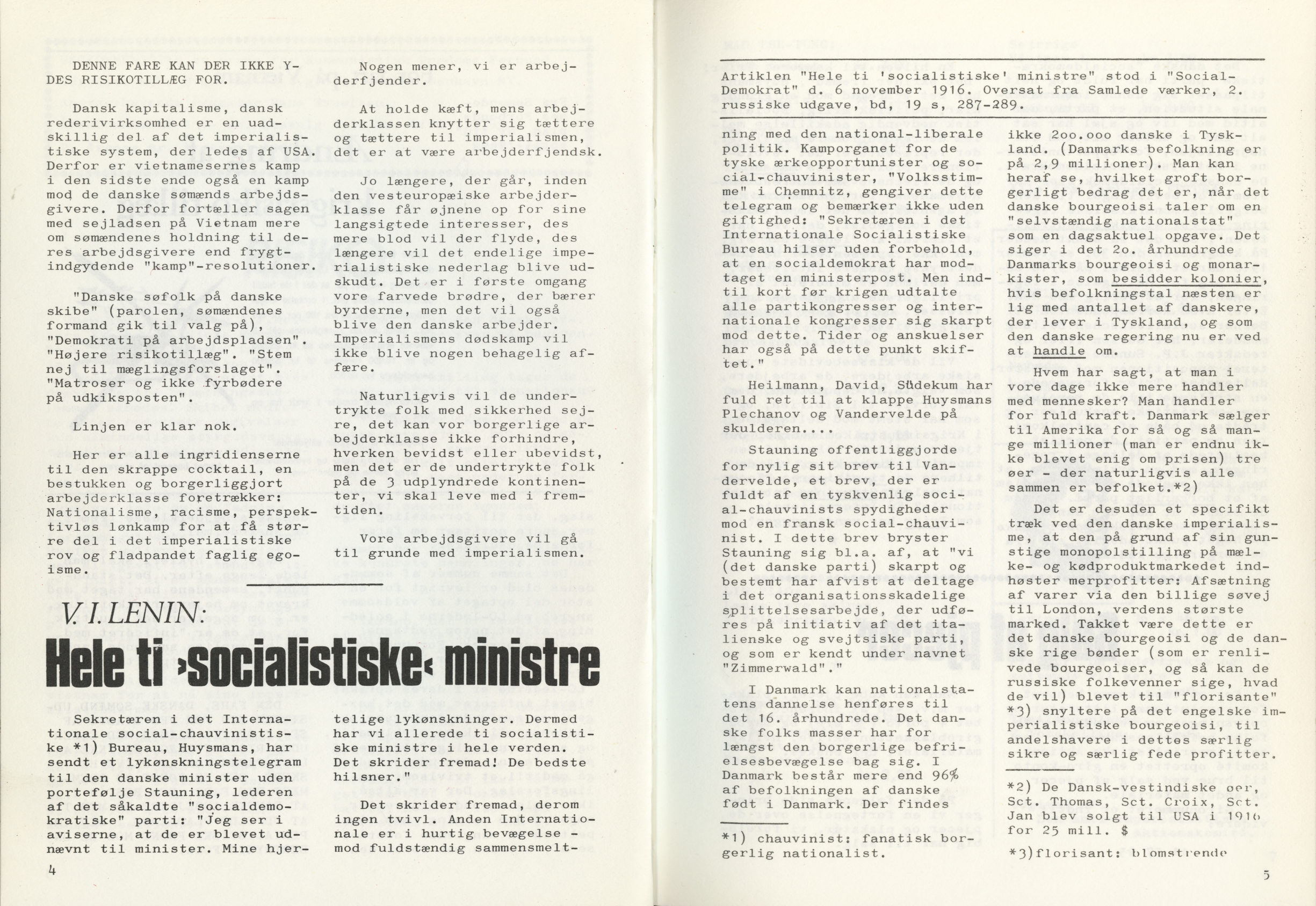 Ungkommunisten 1969, nr. 4, s 4-5.
