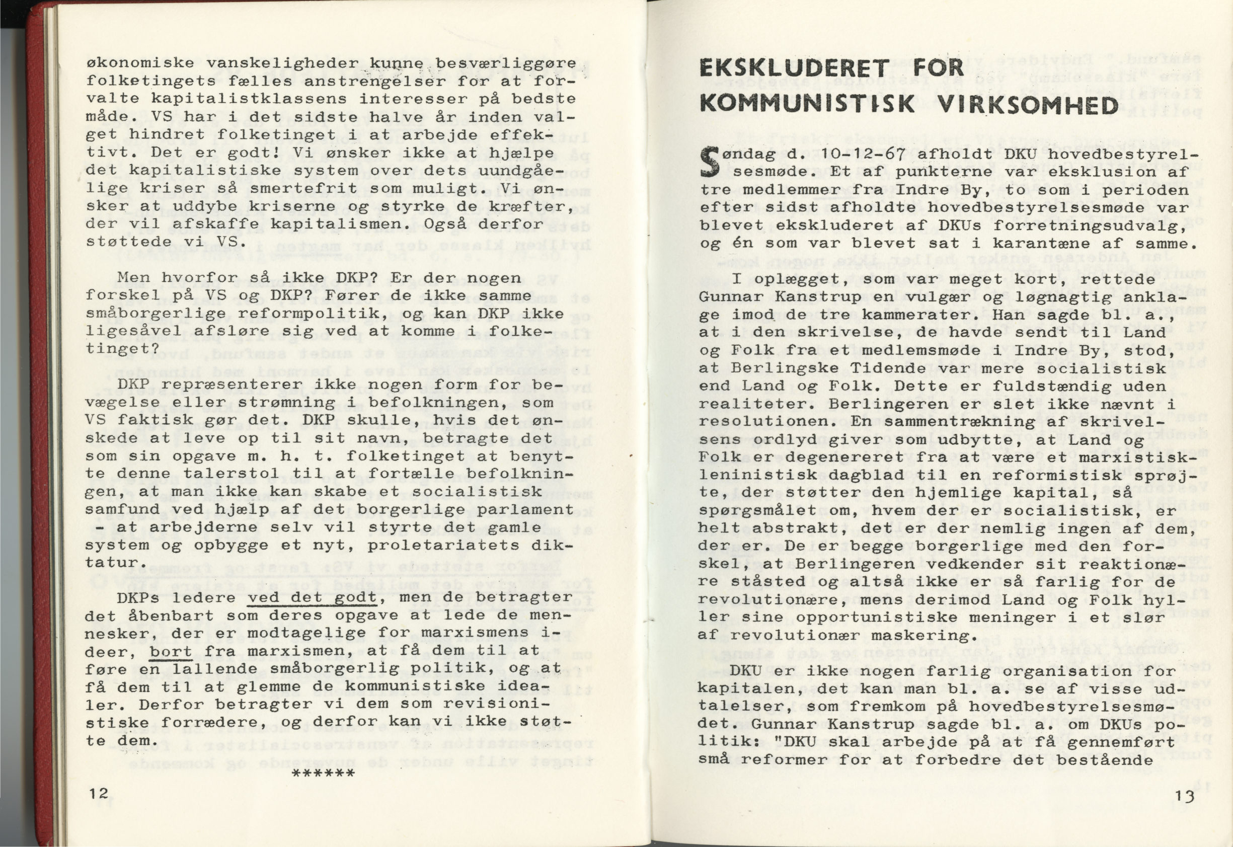 Ungkommunisten 1968, nr. 2 s. 12-13