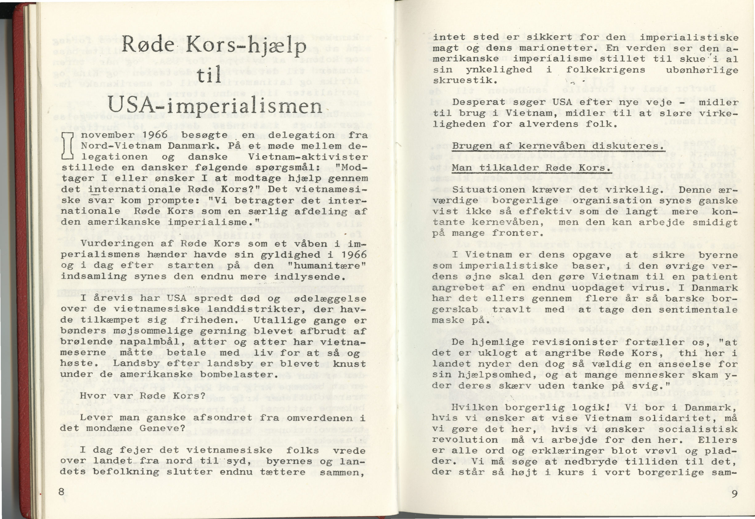 Ungkommunisten, 1968, nr. 3, s. 8-9