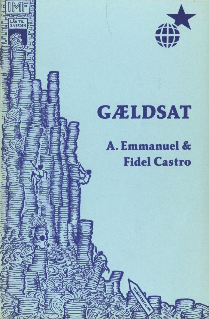 Forside på bogen Gældsat.