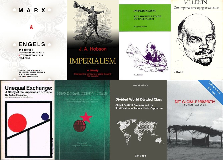 Bøger om snylterststateori