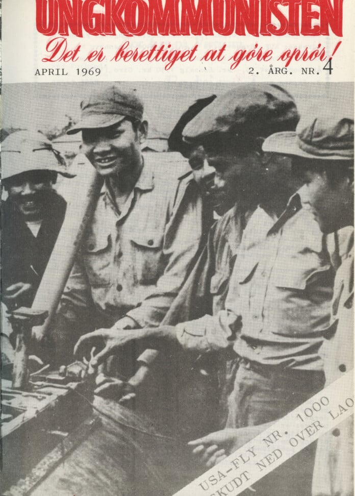 Ungkommunisten1969, nr. 4.